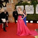 Taylor Swift attends the 71st Annual Golden Globe Awards held at The Beverly Hilton Hotel on January 12, 2014 in Beverly Hills, California