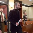 Dustin Diamond appeared in court on Monday, Dec. 29,2014 after allegedly stabbing a man during a bar fight on Christmas