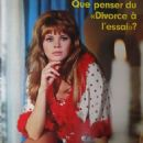 Britt Ekland - Cine Revue Magazine Pictorial [France] (24 October 1968) - 454 x 575