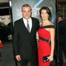 Danny Huston and Lyne Renee