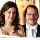 Jacques Villeneuve and Johanna Martinez - 246 x 185