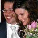 Jacques Villeneuve and Johanna Martinez - 150 x 200