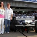 Jacques Villeneuve and Johanna Martinez - 454 x 303