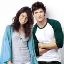 Shenae Grimes and Matt Lanter