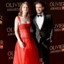 Rose Leslie and Kit Harington : The Olivier Awards 2017 - 405 x 600