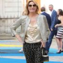 Kim Cattrall – Royal Academy of Arts Summer Exhibition Preview Party in London - 454 x 749