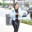 Katharine McPhee in Tights – Out in Beverly Hills - 454 x 655