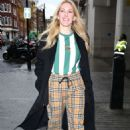 Ellie Goulding – Arrives at BBC Studios in London