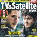 Game of Thrones - TV & Satellite Week Magazine Cover [United Kingdom] (18 June 2016)