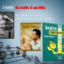South Pacific 1949 Original Broadway Production - 454 x 340