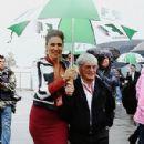 Bernie Ecclestone and Slavica Ecclestone - 300 x 514