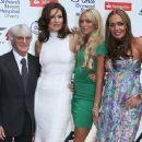 Bernie Ecclestone and Slavica Ecclestone - 454 x 342