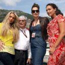 Bernie Ecclestone and Slavica Ecclestone - 400 x 280