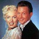 Marilyn Monroe and Donald O'Connor