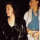 Madonna and Sandra Bernhard - 382 x 600