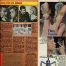 Marilyn Monroe - Titbits Magazine Pictorial [United Kingdom] (25 August 1979)