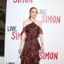 Madison Lintz – 'Love, Simon' Premiere in Los Angeles - 454 x 681