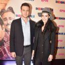"Hatice Sendil  &  Burak Sagyasar : ""Dedemin Fisi""  Movie Premiere"
