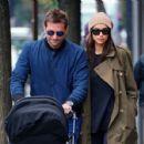 Bradley Cooper and Irina Shayk in New York City - 454 x 427