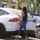 Megan Fox – Shopping out in Malibu