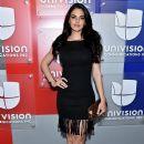 Livia Brito- Univision's 2016 Upfront Red Carpet