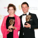 Dominic West and Emily Watson
