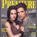 Robert Pattinson, Kristen Stewart - Premiere Magazine Cover [France] (September 2011)