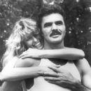 Burt Reynolds and Farrah Fawcett - 454 x 604