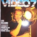 Arnold Schwarzenegger - Video 7 Magazine Cover [France] (March 1991)