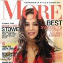 Madeleine Stowe: June 2012 issue of More