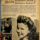Shirley Temple - Screenland Magazine Pictorial [United States] (April 1944) - 454 x 614