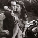 Lisa Marie Presley and Nicolas Cage