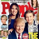 Donald Trump, Melania Trump - People Magazine Cover [United States] (12 October 2015)