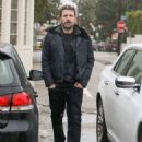 Ben Affleck is seen leaving Pacific Palisades Community Church in Pacific Palisades Ca January 22, 2017