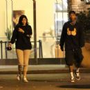 Kylie Jenner – Night out in Calabasas - 454 x 429