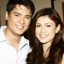 Geoff Eigenmann and Carla Abellana
