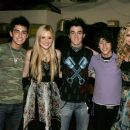 Joe Jonas and Amanda Michalka