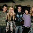 Joe Jonas and Amanda Michalka