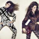 Patrycja Gardygajlo Vogue Portugal October 2012 - 454 x 330