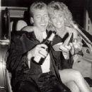 Frank McAvennie and Jenny Blyth - 306 x 423