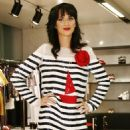 Katy Perry - Show Room At Dolce & Gabbana - 22.09.2008