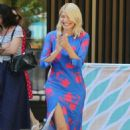 Holly Willoughby – Filming Outside ITV Studios in London - 454 x 740