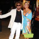 Sammy Hagar and wife Kari