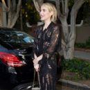 Emma Roberts – Violet Grey Event in Beverly Hills