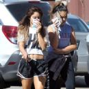 Vanessa and Stella Hudgens out in Studio City (September 26)