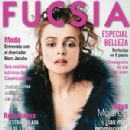 Helena Bonham Carter - Fucsia Magazine Cover [Colombia] (August 2013)