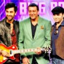 Ranbir Kapoor Promoting Rockstar At Bigg Boss 5 - 454 x 304
