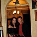 Randy Travis and Mary Beougher