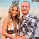 Nick Hogan and Breana Tiesi - 414 x 594
