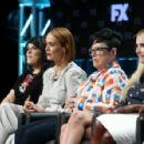 Emma Roberts – 'American Horror Story Apocalypse' Panel at 2018 TCA Summer Press Tour in LA - 454 x 297